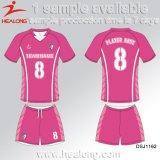 [هلونغ] يفرقع فوق [سبورتس] ترك [ديجتل] طباعة لباس مدرسة بنات كرة قدم بدلة لأنّ عمليّة بيع