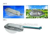 Material de garantia de qualidade Luzes de rua ao ar livre personalizadas com poste de aço galvanizado