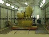 Большая большая будочка брызга оборудования покрытия космоса