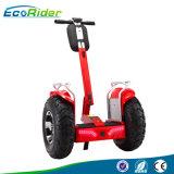 Zwei Rad-elektrischer Roller verwendete Golf-Karren des 4000 Watt-Samsung-Lithium-1266wh 72V elektrischer Chariot