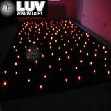 Luv-3lhc204 2 mx4 m RGB LED Horizon DMX-gordijn