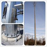 فولاذ يغلفن أحاديّ [بول] اتّصالات يرتّب أنبوبيّة خليّة برج