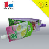 Spout를 가진 애완 동물 Compound Plastic Fruit Juice Bag