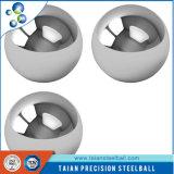 As esferas de aço inoxidável de brilho com preço razoável
