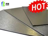 El panel compuesto de aluminio de aluminio revestido de la hoja ACP del PE PVDF Acm