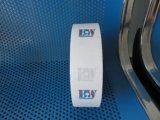 관례는 영국 De La Rue Machine를 위한 40mm 폭 종이 테이프를 인쇄했다
