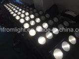 luces del efecto de la anteojera de la matriz del pixel de 5X10W LED