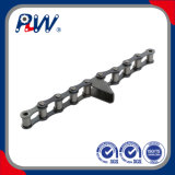 Cは鋼鉄農業のコンベヤーの鎖をタイプする