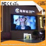 Visualización impermeable a todo color de la pantalla de visualización de LED P8.9