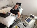 Contra la Celulitis la pérdida de peso vacío Cryolipolysis Body Shaper Crio el contorno corporal de la máquina de adelgazamiento