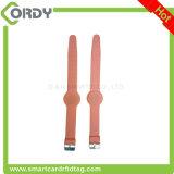 성인을%s 74mm 125kHz RFID 실리콘 소맷동