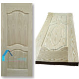 Pieles de madera de la puerta con la hoja laminada de HDF