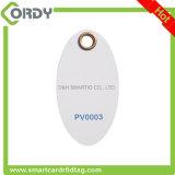 PVC RFID Keyfob de la proximidad de 125kHz Tk4100 para el sistema del control de acceso