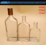 De duidelijke het Drinken Fles van de Wijn van de Geest van het Glas