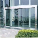 Vidro corrediço de porta automática com a SGS, ISO9001:2008 e aprovado pela CE
