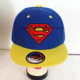 Крышка шлема способа города крышки Hip-Hop крышки спорта шлема шаржа популярным вышитая шаржем
