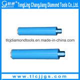 Morceaux de foret professionnels de diamant de la Chine