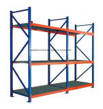 El almacenaje de acero durable atormenta el estante de visualización de las mercancías secas de los estantes del laminado de acero inoxidable