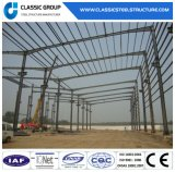 Fertighaus galvanisierte Stahlkonstruktion-Werkstatt