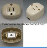 Zoccolo di /Electrical dello zoccolo di parete del Sudamerica