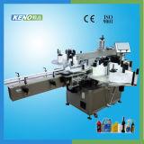 Máquina de etiquetagem automática Keno-L104A para tapete de silicone e etiqueta privada