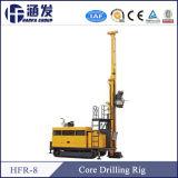 Complètement la plate-forme de forage hydraulique la plus pratique Hfr-8 et la plus économique