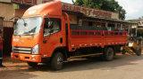 FAW 4X2 최고 가격을%s 가진 5 톤 화물 트럭