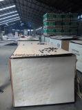 La película fenólica de Brown del álamo del material de construcción hizo frente a la madera contrachapada