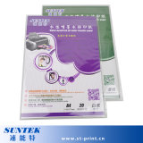 papel de transferencia de la impresión de la etiqueta de la diapositiva de agua 203GSM