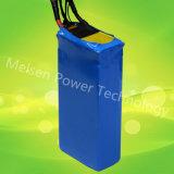 Soem-tiefer Schleife-Lithium-Ionenbatterie Weich-Paket Batterie-Satz 12V 24V 72V für EV