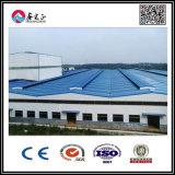 Gruppo di lavoro prefabbricato moderno della struttura d'acciaio del metallo di uso della pianta industriale