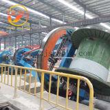 Câble d'alimentation isolé par XLPE de cuivre souterrain de conducteur