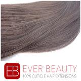 Bestes Qualitätskippen Haar-in der indischen Haar-Extension
