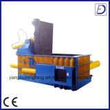 Compacteur de emballage de rebut en aluminium de la CE de Y81t-125b