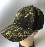 Gorra de béisbol de Camo de la manera con el bordado de Applique (LY100)
