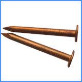 Techos de cobre CLAVOS clavos techado de la bobina de cobre