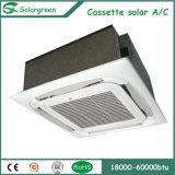Comment installer le climatiseur solaire conduit par dissimulation au plafond