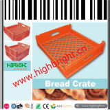 Degré d'aliments le pain de la palette bac en plastique de la Caisse de pain