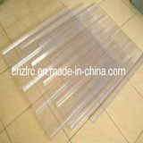 FRP löschen gewölbte Fiberglas-Dach-Panel-transparente Plastikblätter