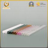 Professional personnalisé de grand diamètre des tubes de verre de couleur (367)
