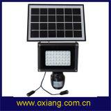Дешевая камера слежения 1080P PIR WiFi с солнечным