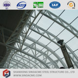 Sinoacme ha prefabbricato il centro del terminale della struttura del fascio del tubo d'acciaio