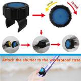 Selfieの防水棒携帯電話が付いている完全なキットセットそして防水袋