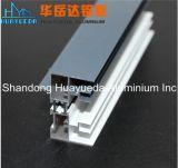 Perfil de aluminio revestido del polvo para la ventana y la puerta