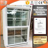 La finestra di telaio scorrevole americana superiore in Cina, sceglie la finestra appesa, doppia finestra appesa
