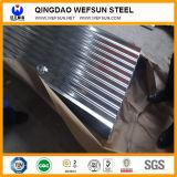 電流を通された鉄鋼鉄亜鉛屋根ふきシート