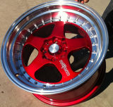 Высокое качество реплики из алюминиевого сплава с колесами автомобиля 14-18 дюйма