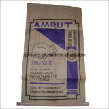 Sacchetto della valvola del cemento tessuto pp