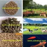 Varios Tamaño de pellets Alimentación animal máquina de la prensa