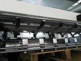 Cortar de cartão ondulado automático e vincar e máquina de descascamento